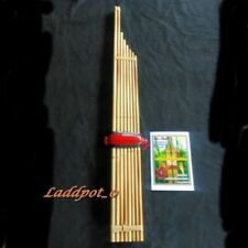 Thai Khaen mouthorgan bamboo Musical Instrument mouthorgan Traditional professio