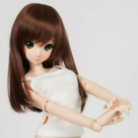 Smart Doll Hair Wig Medium Straight Cocoa Wig Only Figure Accessories From Japan