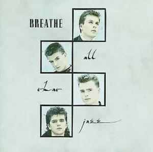 All That Jazz by Breathe (2 - UK) (CD, 1988, A&M (USA))