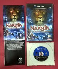 Las Crónicas de Narnia El León, La Bruja y El Armario - GAMECUBE - BUEN ESTADO