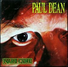 PAUL DEAN 'Hard Core' 1988 1st press Never played Promo LP