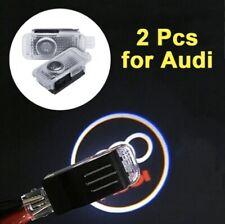 Audi A1, A3, A4, A5, A6, A7, A8 Logo LED Autotür Türbeleuchtung