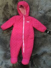 NWT 6 9 M WeatherProof 32 Degrees Infant Baby face SnowSuit SNOW north JACKET