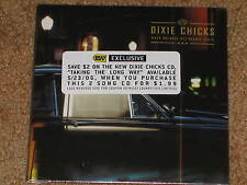 DIXIE CHICKS - Not Ready To Make Nice - Best Buy EXCLUSIVE CD! RARE! New Country