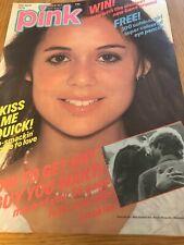 PINK GIRLS TEENAGE MAGAZINE NO 327 15.9.1979 - BITCH