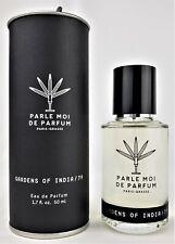 Parle Moi De Parfum Gardens of India Eau de Parfum 50ml New in Box Authentic!