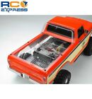 Carisma Polycarbonate Rear Truck Bed (324mm F-150 Only) CIS16150