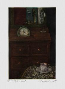 Narumi HARASHINA, Maniera nera anno 1999 cm. 66x50 (inc. cm. 45x29,8) es: 7/20