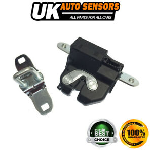 Tailgate Boot Lock Mechanism Fits Vauxhall Asra K Corsa D E Meriva B 39021416