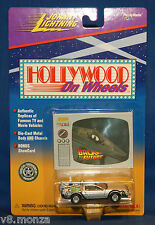 *MINT* 1998 Back To The Future Delorean 🏁 Johnny Lightning Hollywood On Wheels