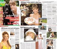 Glückspost Francine Jordi,Barbara Streisand,Geschwister Hofmann,Michelle