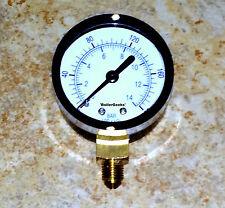 Oil Burner Fuel Pressure Test Gauge for Suntec &  Beckett pumps-6 MONTH WARRANTY