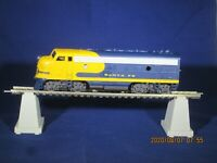 Vintage Athearn F7A Super Power Ho Locomotive