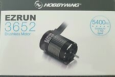 HOBBYWING 4000KV 3652 EZRUN G2 MOTOR GENUINE AND SEALED