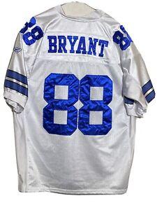 Reebok On Field Sewn Dallas Cowboys Dez Bryant #88 Jersey Men 54 2XL