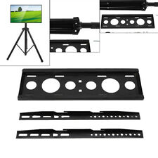 "Portable Tripod Tv Stand Television Lcd Flat Panel Monitor Mount ( up to 50"") Us"