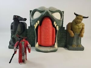 Mumm-Ra's Tomb Fortress Thundercats LJN Original Vintage Playset Toy Series 2