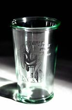 Bacardi Rum 150 Years Celebration glass 10OZ - Limited Edition
