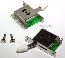 Interruptores de selector de recolección 3-Way Interruptor De Palanca Brazo Para Guitarra Fender Tele Strat