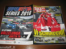 AUTOSPRINT 2010/39=RALLY SANREMO ANDREUCCI=GP F1 SINGAPORE=ALONSO=OPEL PARIS=
