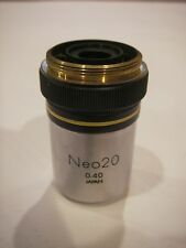 Olympus Neo 20x/0.40 Objective