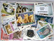 CHATS 300 timbres différents