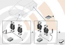 MINI Genuine Rear Brake Pads Set + Sensor For R55 R56 R57 R58 R59 34212289155