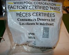 WHIRLPOOL FACTORY CERTIFIED PARTS LID SWITCH PART NUMBER WP8318084 NEW IN BAG