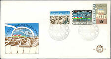 Netherlands 1977 Anniversaries FDC First Day Cover #C27609