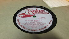 BUCK CLAYTON KEYTONE 78 RPM RECORD 623 GOOVIN' WITH J.C.