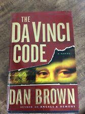 Dan Brown: The Da Vinci Code hb/dj