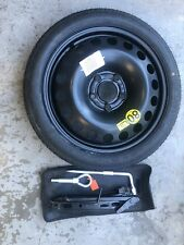 "GENIUINE VAUXHALL CORSA E 2014-18 SPACE SAVER 16"" 5 STUD SPARE WHEEL & JACK KIT"