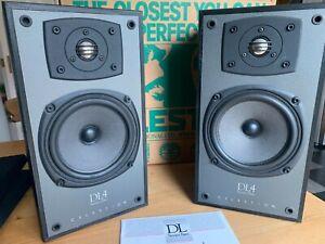 Pair of Celestion Stereo speakers DL4 Series 2