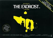 The Exorcist movie poster - 12 x 16 inches - Linda Blair, William Friedkin