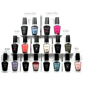 Cuccio Matchmakers - CHOOSE ANY - Colours A-Z - 13mL / 0.43oz - Gel & Lacquer