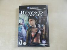 Beyond Good & Evil (Nintendo GameCube, 2003) Complete, Tested