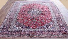 Persian Traditional Vintage Wool 400cmX286cm Oriental Rug Handmade Carpet Rugs
