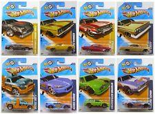 2012 Hot Wheels Walmart Banner Variation - You Select