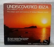 Undiscovered Ibiza -Volume 1 & 2 two CD set compiled by DJ Pippi 2001