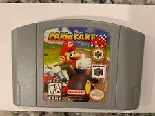 Mario Kart 64 Video Game Cartridge Console Card US Version N64 Read Description