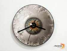 The Eye Ball - Vision - Sight - Staring - Wall Clock