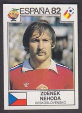 Panini - Espana 82 World Cup - # 271 Zdenek Nehoda - Ceskoslovensko