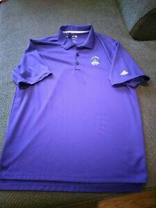 Merion Golf Club US Open 2013 Adidas Golf Shirt Mens L Brand New