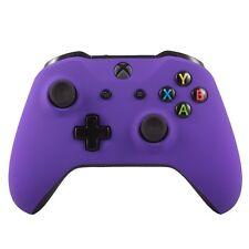 New Microsoft Xbox One S Wireless Bluetooth Controller Custom Soft Touch Purple