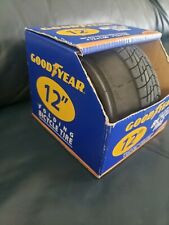Goodyear 12 inch Folding Bike Tire, Black 12x1.50 / 12x2.25