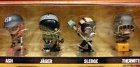 Ubisoft Rainbow Six Siege COLLECTION Xtreme play JAGER THERMITE ASH SLEDGE Toys