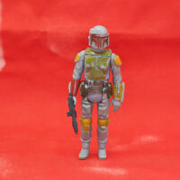 Vintage Star Wars Boba Fett Action Figure w/ Weapon