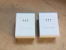 NETGEAR XET1001 & XE104 85Mbps Wall Plugged Ethernet Adapter Extender Kit