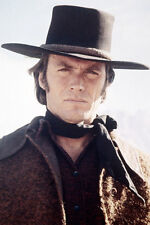 Clint Eastwood in black stetson and scarf Joe Kidd 11x17 Mini Poster