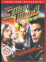 Starship Troopers 3 L'arma Segreta DVD Rent Nuovo